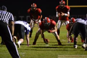 (September 5th, 2014) Football Varsity: Pikesville at North Carroll