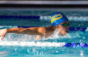 (January 10th, 2015) Swimming & Diving Boys: Gaithersburg, Seneca Valley