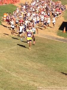 (September 6th, 2014) Cross Country Boys Varsity: Loch Raven at TBA