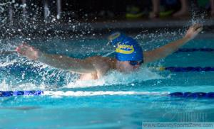 (January 10th, 2015) Swimming & Diving Boys: Seneca Valley, Gaithersburg