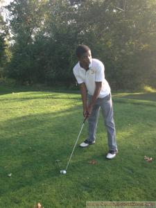 (September 26th, 2014) Golf Boys Varsity: Overlea at Randallstown