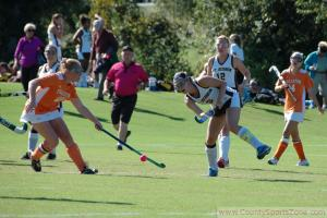 (September 22nd, 2014) Field Hockey Varsity: Fallston at Mt. Hebron